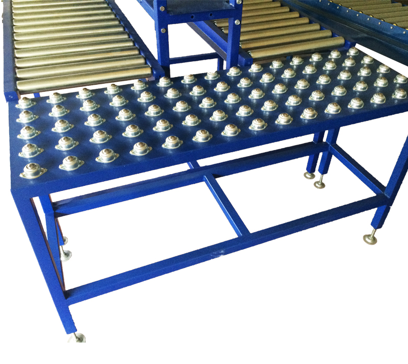 38mm Dia 304 SUS Gravity Roller For Food Industry