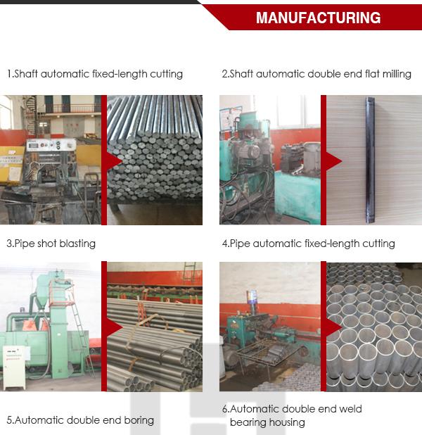 coal cement industrial used belt conveyor steel tube tapered roller