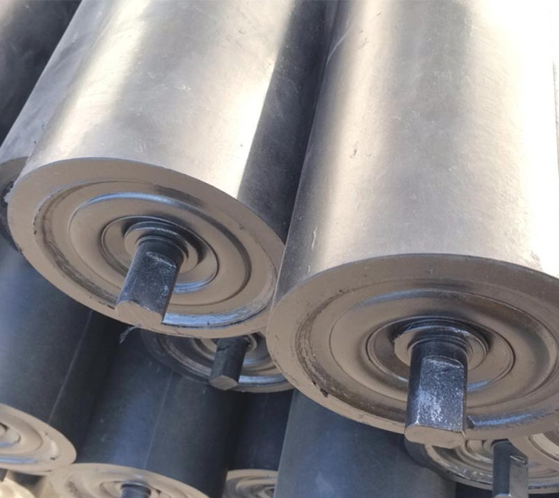 Machinery PVC Sleeve Roller