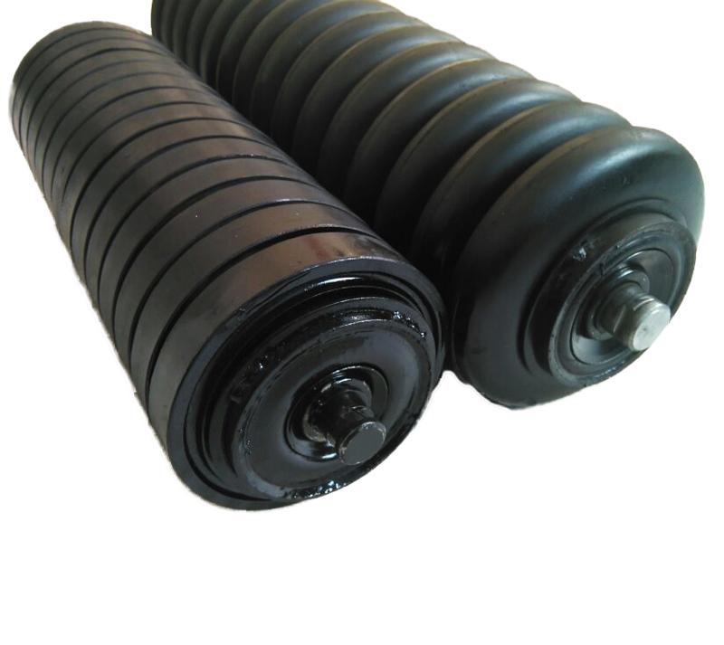 Conveyor Belt Impact Rollers Exporter