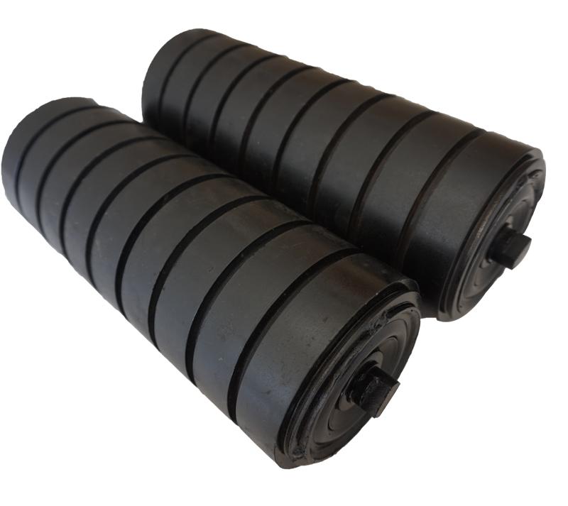 Industrial Rubber Rings Conveyor Roller