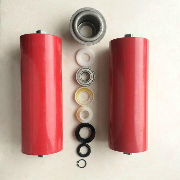 steel pipe conveyor belt trough roller