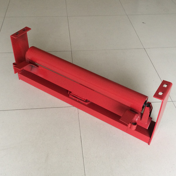 agricultural equipment used 133mm dia belt conveyor return roller